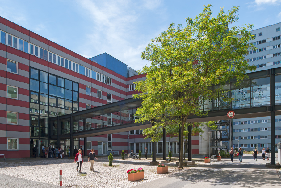 Campus Buildings Berlin School of Economics and Law