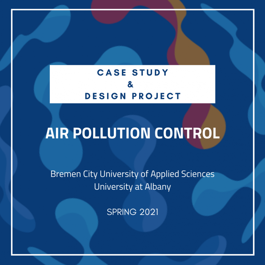 Case Study & Design Project: Air Pollution Control