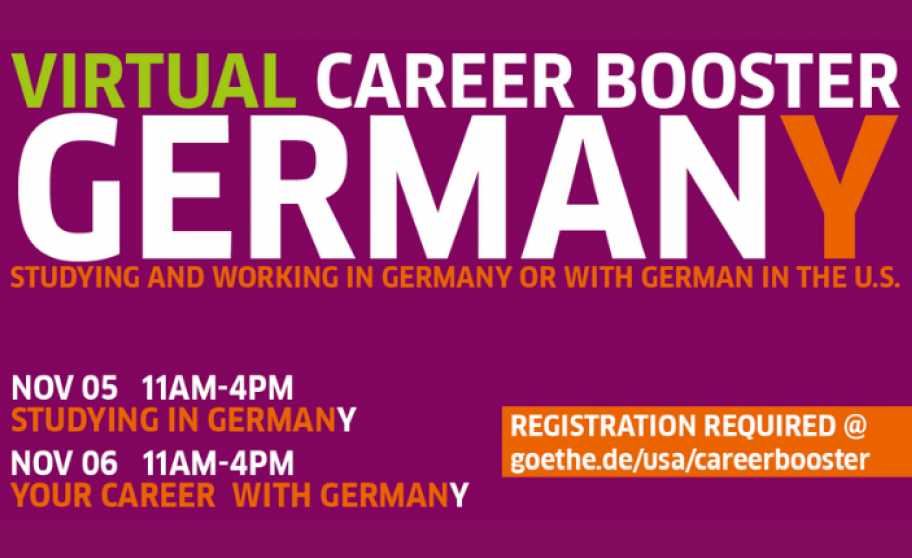Virtual Career Booster Germany